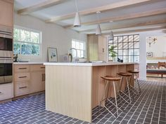 """The more we feature """"modern farmhouses"""" the more I think this is my ideal home. The p..."""