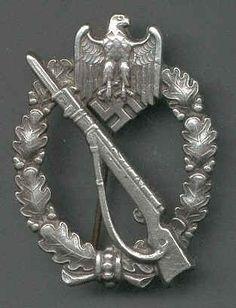 https://www.google.com.ar/search?q=wehrmacht badges infantry assault