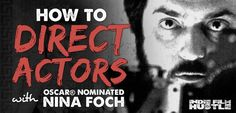 Nina Foch: Directing the Actor - USC School of Cinematic Arts, Nina Foch, Spartacus, An American in Paris, Ten Commandments, directing courses, film school, acting courses, actor workshop, how to direct actors, indie film, filmmaking