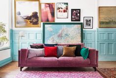 10 Reversible Ways to Add Color (and Pattern!) to a Rental