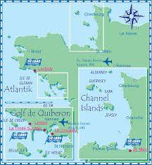 Resultado de imagen de costa atlantica francia