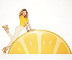 Aldo Spring-Summer 2011 campaign, photo: Terry Richardson