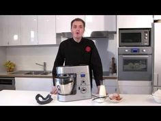 Recette au Cooking Chef : la crème anglaise par L'Atelier des Chefs - YouTube