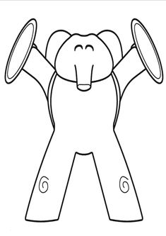 Online Printable Coloring Pages Lovely Pocoyo Coloring Pages Free Printable Coloring Pages Coloring Sheets, Adult Coloring, Free Online Coloring, Baby Sprinkle, Fun Activities For Kids, Free Printable Coloring Pages, Cute Characters, Childrens Party, 2nd Birthday