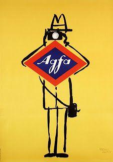 Herbert Leupin - Agfa