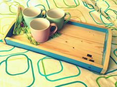 #wood #tray #recycle #design  www.purejunk.sk