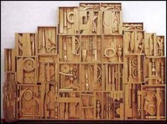louise nevelson | Louise Nevelson | ser-urbano
