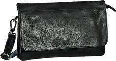 Cowboysbag Deeside Black - Abendtasche   Clutch