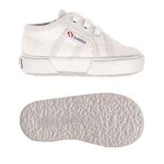 SUPERGA 2750 BEBJ BABY CLASSIC-X1I ΛΕΥΚΟ Little Girl Fashion, Superga, Little Girls, Sneakers, Classic, Shoes, Tennis, Derby, Toddler Girls