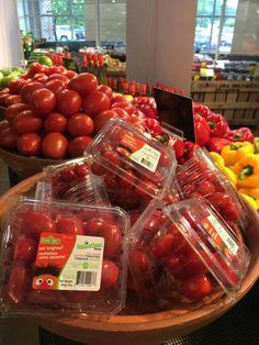 Nature fresh sesamstreet tomatoes