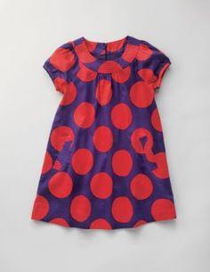 Mini Boden Funky Print Dress