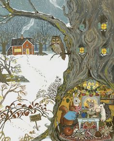 Grandma's Cottage — Llore Pemberton on Etsy