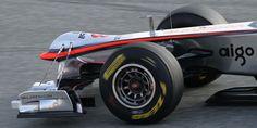 2011 . BARCELONA . FORMULA 1 TESTING 2011 – F1 TESTING 04.11