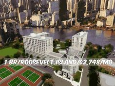 1 BR apt for rent in Roosevelt Island at $2,748/mo.Doorman, Elevator, Health Club, Pool, Laundry, Storage, Common Outdoor Space. Contact us for details.Web ID:135461. #NYCApartments #MovingToNYC #NYCrentals #ApartmentHunting #Moving #NYC #NoFeeApt