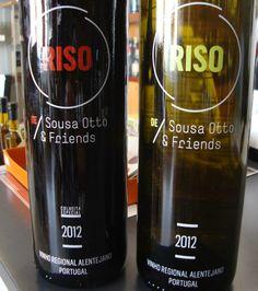 RISO WINE . Herdade do Vau. Portugal