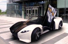 Dubuc Motors Tomahawk Is an Electric Sports Car with a Lot of Bombastic Claims – automotive99.com