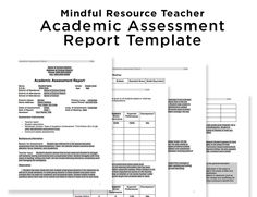 Paraprofessional Team Meeting Notes Template  Notes Template