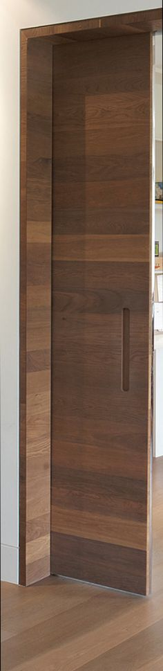 tintab_sliding door_contemporary recessed architrave flush with wall