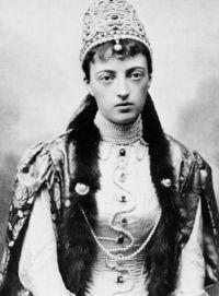 Anastasia Mikhailovna da Rússia – Wikipédia, a enciclopédia livre