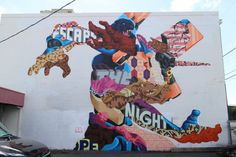 The Amazing Art of Tristan Eaton (2015) for POW WOW! Hawaii