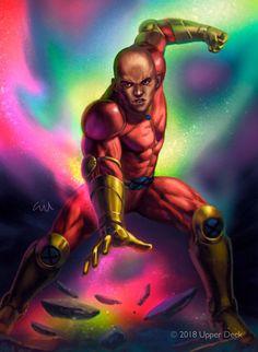 ArtStation - 2018 Fleer Ultra X-men, Gilberto Martimiano Marvel Xmen, Marvel Comic Universe, Marvel Comics Art, Marvel Comic Books, Comics Universe, Marvel Characters, Cartoon Characters, Cassandra Nova, Black Comics