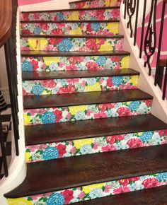 Lilly Staircase