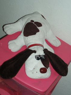 1985 Tonka Toy Pound Puppy Dog by OldSurprises on Etsy, $12.00