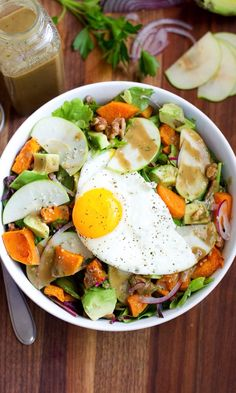 Salad For Breakfast? Yes, and It's Delish