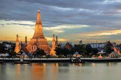 Wat Arun // Bangkok