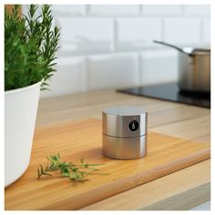 IKEA - ORDNING Timer stainless steel