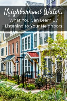 Neighborhood Watch: What You Can Learn By Listening To Your Neighbors - Survival Mom Urban Survival, Survival Food, Survival Prepping, Emergency Preparedness, Survival Skills, Prepper Websites, Neighborhood Watch, Home Security Tips, Home Defense
