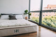 Help me win an awesome Zenhaven all-natural latex mattress from @goodbed!