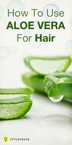 Aloe vera the miracle plant is the one stop solution for all your hair woes. Aloe vera cleans, nourishes and protects your hair from damage, and makes it shine with a healthy glow. Here is a simple recipe for a leave in conditioner made from aloe vera, th: