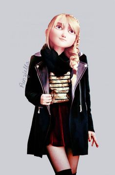 Princesas Disney modernas
