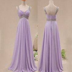 Lavender Prom Dresses,Long Prom Dress,Dresses For Prom,Cheap Prom Dress,Party Dress,BD152