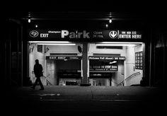 24 Hour parking by Daniel Sackheim