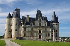 ✅ Château de La Rochefoucauld (Charente)