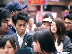 Reisebericht Osaka: Einkaufsstraße, Osaka
