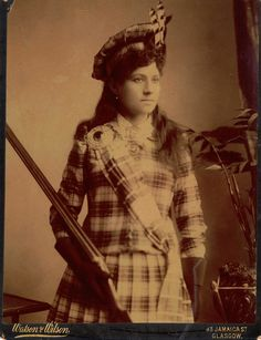 Gunsmoke Annie Oakley