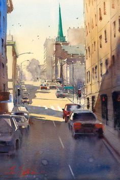 Ron Stocke - Rockefeller Ave, Everett, Washington