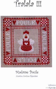 Tralalé - madame Poule