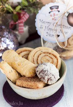 Weihnachtsplätzchen 2012 Mit Links zu den Rezepten