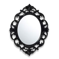 Baroque Mirror - Black - Bed Bath & Beyond