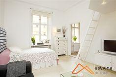 Thiết kế nội thất chung cư mini với màu sắc tươi sáng