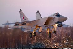 Mikoyan-Gurevich MiG-31BM aircraft picture