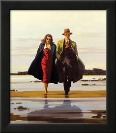 The Road to Nowhere Posters by Jack Vettriano - AllPosters.co.uk