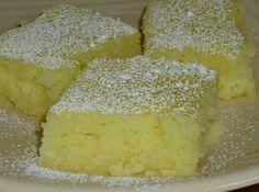 Two Ingredient Lemon Bars...... Recipe