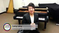 Ambassador Expo Milano 2015 Lang Lang #Expo2015 #Milan