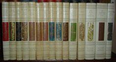 Baedeker-boeken; deze boeken waren een uitgave van de Nederlandse Boekenclub en ze leerden de pas getrouwde jonge vrouw hoe je een huishouding moest voeren.....!