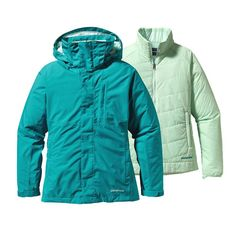 Patagonia Women\'s 3-in-1 Snowbelle Jacket - Tobago Blue TBGB
